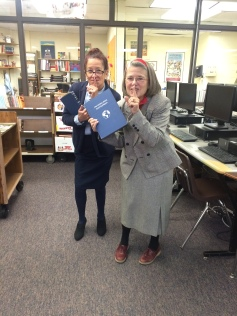 Old School Award – The Media Center Librarians