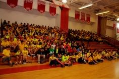 The Freshman Class. (Photo by Nick Dirschel)